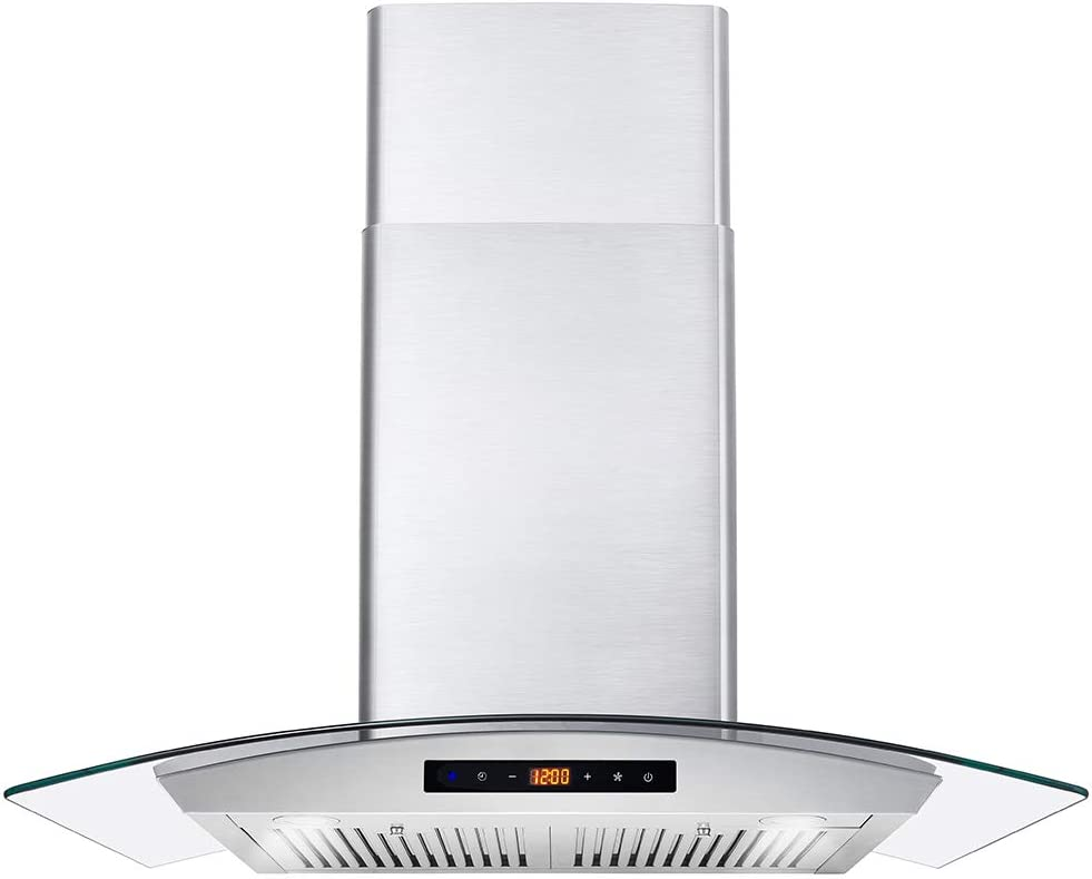 Cosmo 668WRCS75 30 in. Wall Mount Range Hood