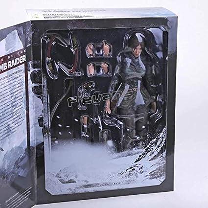 Amazon.com: Tomb Raider: Lara Croft Square Enix Play Arts ...