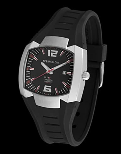 9485db8dce79 Viceroy 43765-55 - Reloj Caballero Acero FC Barcelona  Amazon.es  Relojes
