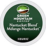 Green Mountain Coffee Nantucket Single Serve K-Cup pods for Keurig brewers, 18 Count