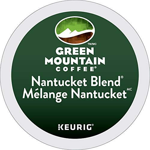 Nantucket Blend K-cup (Green Mountain - Keurig - Nantucket Blend - K-Cup - Box of 24)