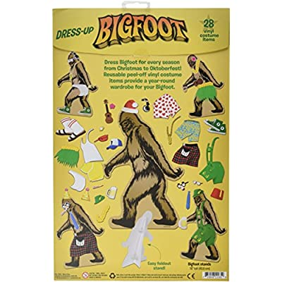 Accoutrements Dress-Up Bigfoot: Archie McPhee: Toys & Games