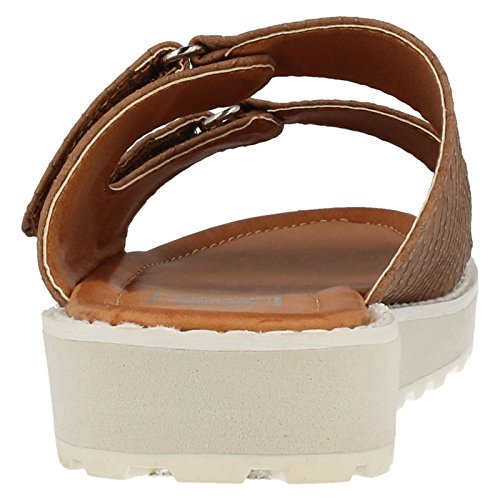 LADIES DOWN TO EARTH SANDALS Brown I1fWcFwRg