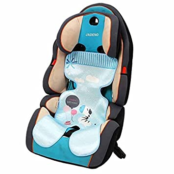 Baby Seat Liner3D Air Mesh Cooler Mat With Breathable Anti Slip Back