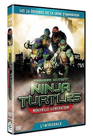 Amazon.com: Coffret in??grale les tortues ninja : la ...