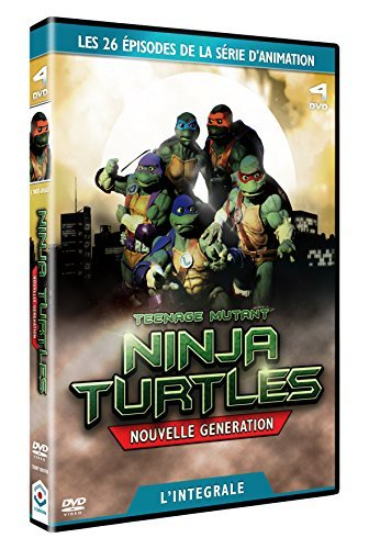 Amazon.com: Coffret in??grale les tortues ninja : la ...