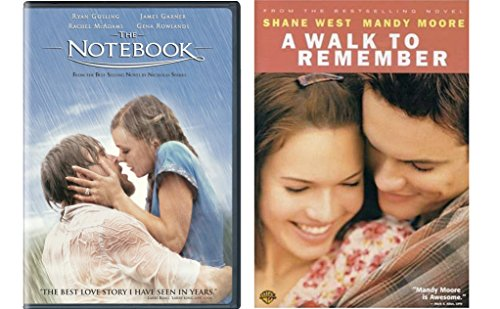 Nicholas Spark 2-Movie Bundle - The Notebook & A Walk to Remember 2-DVD Set