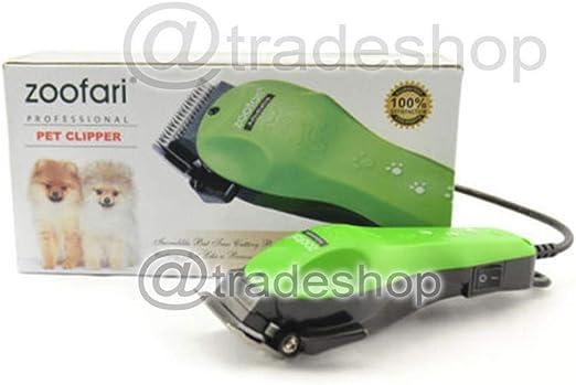 Trade Shop traesiotosatrice tosacane Zoofari Pet Clipper Perro ...