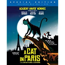 A Cat in Paris (Two-Disc Blu-ray/DVD Combo) (2010)