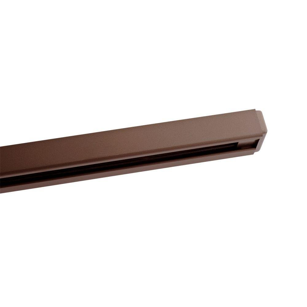 Kendal Lighting T8-ORB Designers Choice 8-Feet 120V 20A Track, Oil Rubbed Bronze Finish