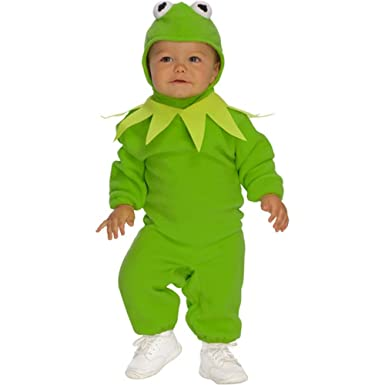 Kermit the Frog Infant Costume  sc 1 st  Amazon.com : baby frog halloween costumes  - Germanpascual.Com