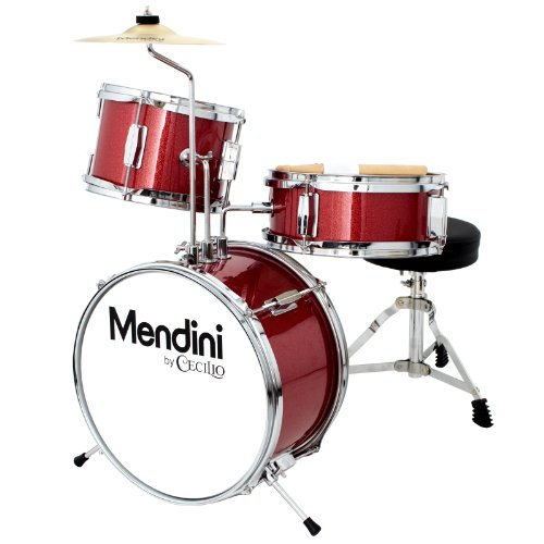 Mendini MJDS-1-BR Cecilio Musical Instruments