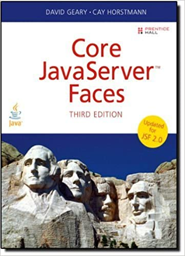 Core JavaServer Faces (3rd Edition) by David Geary (2010-06-06)