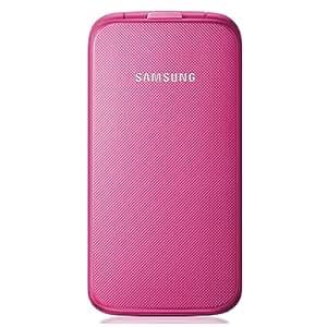 Samsung GT-C3520 International Version, Factory Unlocked GSM - Coral Pink