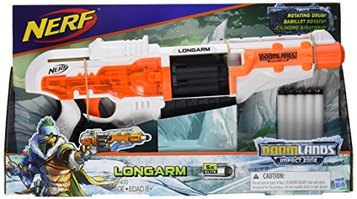 Nerf Doomlands Impact Zone Longarm