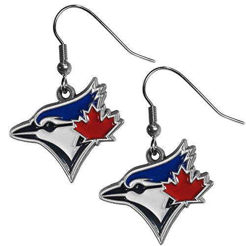 (Toronto Blue Jays Earrings)