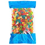 Bulk Gummy Bears - 5 lbs Resealable Bomber Bag - Great for Candy Bowls - Wholesale - Vending Machines - Party Size!!!