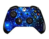 SKINOWN Xbox One Controller Skin Starry Sky Sticker Vinly Decal Cover for Microsoft Xbox One DualShock Wireless Controller For Sale
