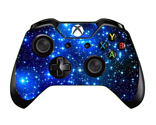 SKINOWN Xbox One Controller Skin Starry Sky Sticker Vinly Decal Cover for Microsoft Xbox One DualShock Wireless Controller