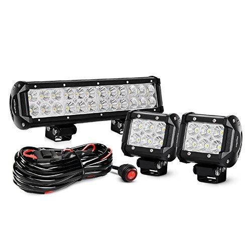 72w led light bar - 6