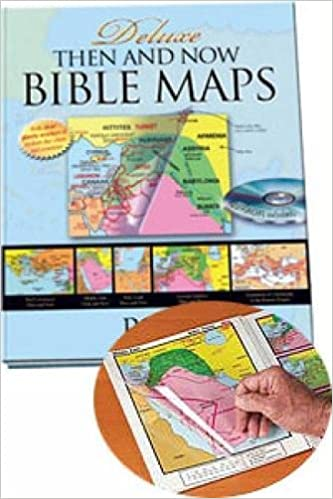 Deluxe Then and Now Bible Map Book with CD-ROM: Rose ... on report book, home book, photograph book, globe book, search book, man book, model book, histroy book, poster book, select book, tut book, water book, transportation book, game book, script book, notes book, business book, address book, library book, atlas book,