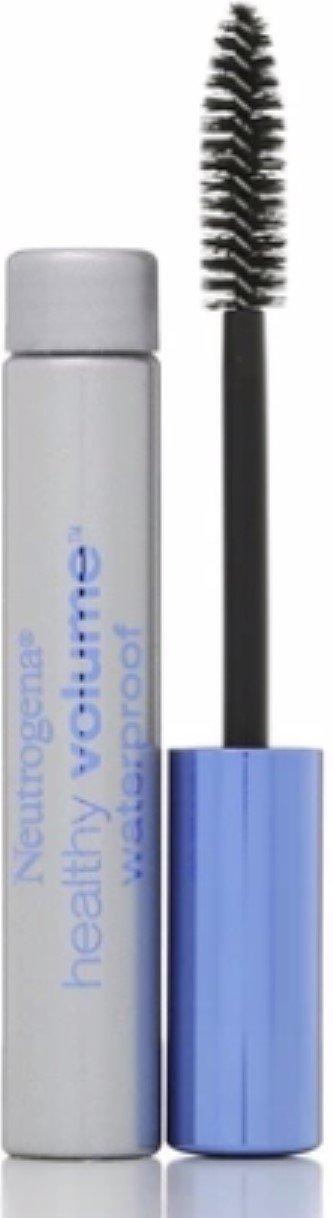 Neutrogena Healthy Volume Waterproof Mascara, Black/Brown [08], 0.21 oz (Pack of 4)