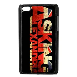 SnowPageboy- Protection Case Cover for iPod 4th Generation - Asking Alexandria