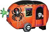 Gemmy Industries Airblown Halloween Camper
