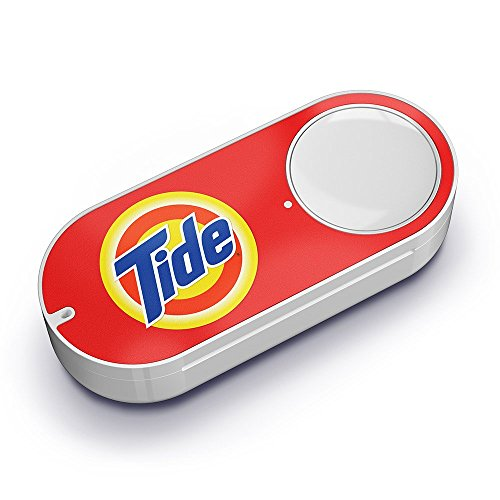 Tide Pods and Powder Dash Button