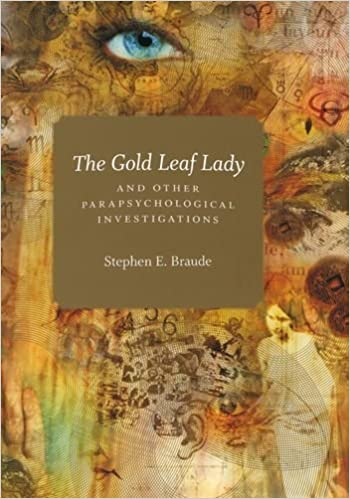 Book The Gold Leaf Lady and Other Parapsychological Investigations