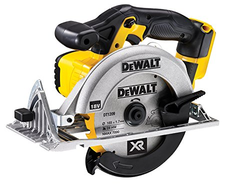 Dewalt Tools - DCS391N 165mm XR Premium Circular Saw 18 Volt Bare Unit by DEWALT