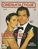 Cinefantastique Vol. 19 #5 / James Bond 007 Licence to Kill, The Abyss