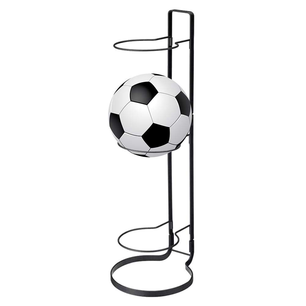 Motto.h Japanese Basketball Storage Rack Innovative Indoor Removable Display Stand for Volleyball Football Ball Sports Accessories /& Fitness.