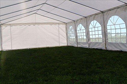 40 X16 Pe Tent White Heavy Duty Wedding Party Tent