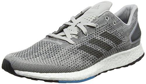 adidas Pureboost DPR Mens Running Fitness Trainer Shoe Grey - US 10