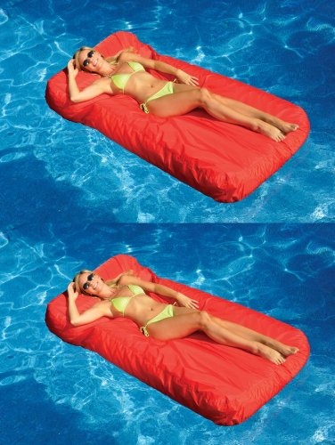 Swimline Solstice Swimming Inflatable Loungers