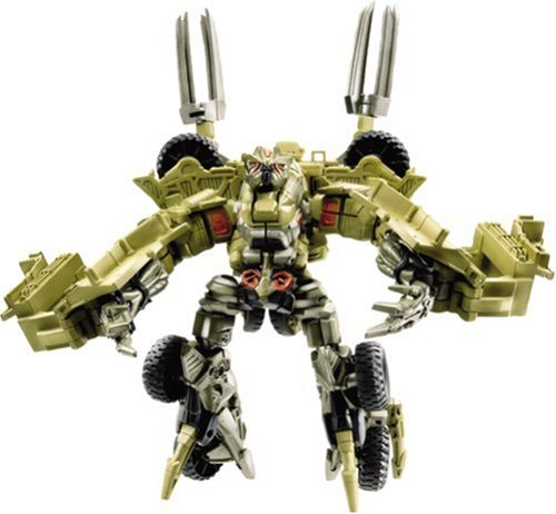 The Movie Transformers Non Scale Pre-Painted Action Figure: MD-09 Bonecrusher by Takara Tomy