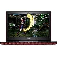 Dell Inspiron 15 7000 Red Series Gaming Edition 7567 15.6-Inch Full HD Screen Laptop - Intel Core i5-7300HQ, 128GB SSD + 1 TB HDD, 8GB DDR4 Memory, NVIDIA GTX 1050 4GB Graphics, Windows 10