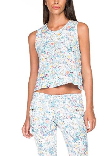 Salsa - Top avec motif floral - Femme