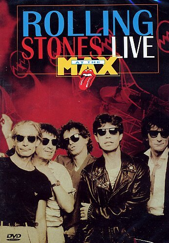 Live At The Max [Alemania] [DVD]: Amazon.es: The Rolling ...