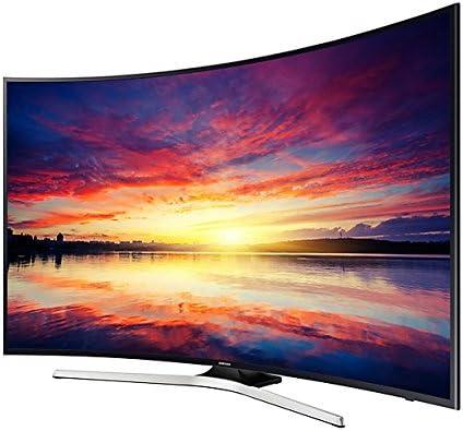 Samsung - Tv led curvo 40 ue40ku6100 uhd 4k, 1400 hz pqi y smart tv: Amazon.es: Electrónica