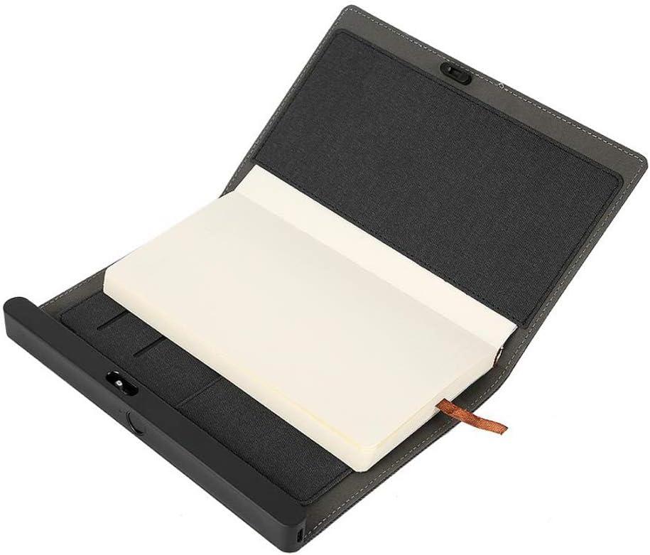YP Fingerprint Lock Notebook,Intelligent Smart Notepad Fingerprint Lock,Personal Keyless Encryption Diary