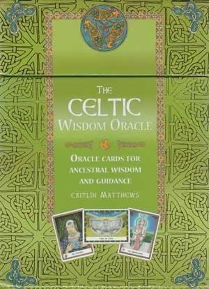NEW Celtic Wisdom Oracle deck & book (Tarot Deck & Book Sets)
