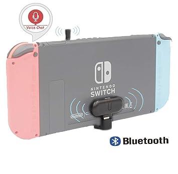 Transmisor Bluetooth Adaptador o Receptor de Audio Inalámbrico USB-C con Transmisión de Voz: Amazon.es: Electrónica