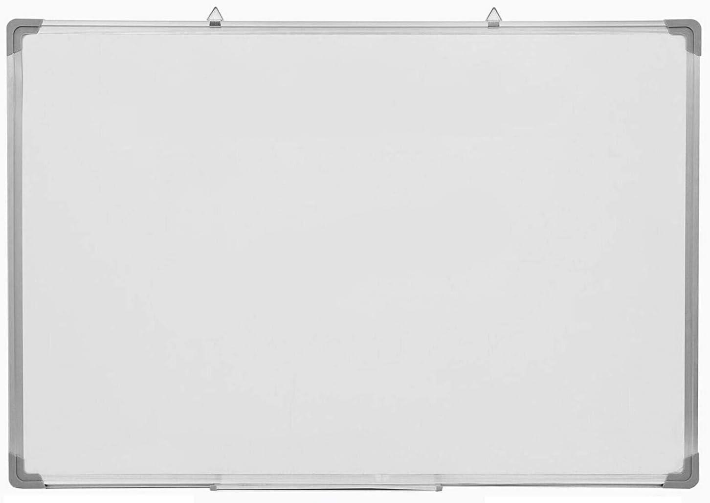 Tableau blanc magn/étique effa/çable /à sec 40CM X 60CM