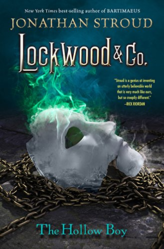 Lockwood & Co. Book Three: The Hollow Boy by [Stroud, Jonathan]