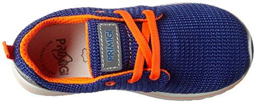 Primigi Pti 7532, Botines de Senderismo para Bebés Azul (Bluette/arg)