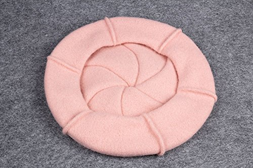 de Chica lana boina de Mujer Gorro Accesorio Acvip lana de de Gorro C moda Sombrero xpfw7O