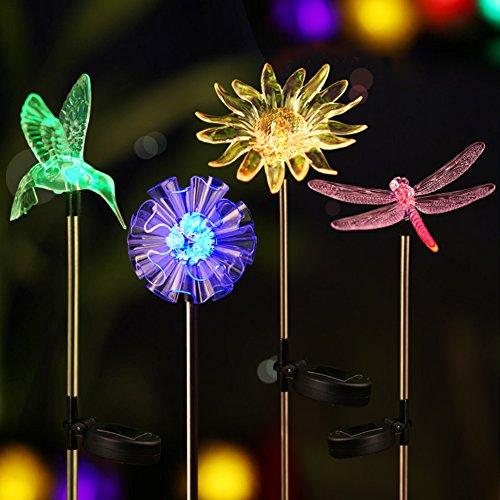 Bird Solar Garden Lights in US - 9