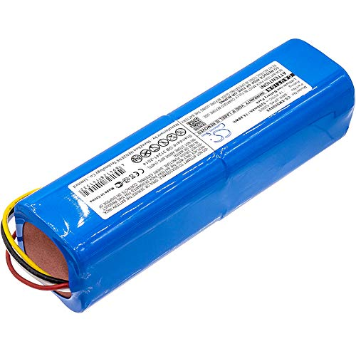 Replacement Battery for Xiaomi Mi Robo, Mijia Roborock S50, Mijia Roborock S51, Millet Sweeper, BRR-2P4S-5200S